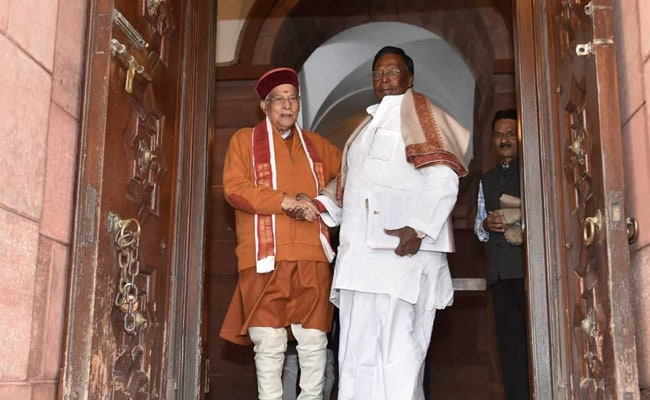 Centre 'Step Motherly' In Granting Funds, Says Puducherry Chief Minister