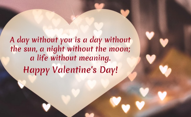 Happy Valentine's Day 40 Images Pics GIFs And Quotes To Share Adorable Love On Valentines Day Quotes