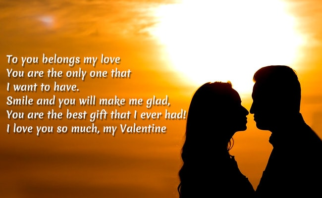 Valentines Day 2018 Images Messages Wishes Quotes Sms Whatsapp
