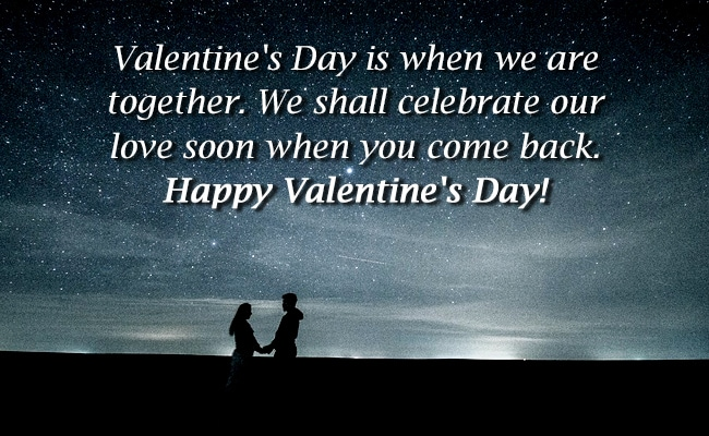 Valentines Quotes For Her Impressive Happy Valentine's Day 2018 Messages Wishes Quotes Images Sms