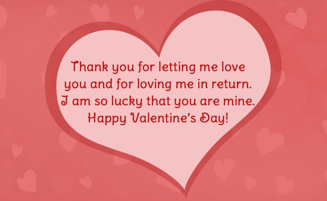 Valentines Quotes For Her Extraordinary Happy Valentine's Day 2018 Messages Wishes Quotes Images Sms
