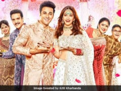 <i>Veerey Ki Wedding</i> Trailer: Pulkit Samrat And Kriti Kharbanda's Film Is Meh
