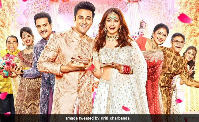 Veerey Ki Wedding Trailer: Pulkit Samrat And Kriti Kharbanda's Film Is Meh
