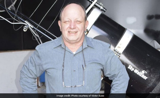 A Self-Taught Argentinian Astronomer Spotted Something No Scientist Had Ever Seen