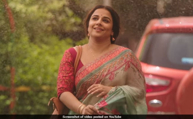 Vidya Balan Felt A Personal Connect To Her Role In Every Project