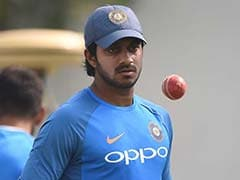 Vijay Shankar Says He Is Not Under Pressure With Hardik Pandya Comparison