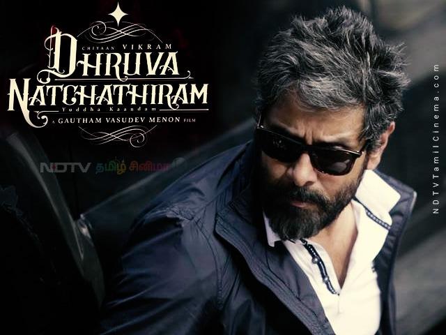 Dhruva Natchathiram First Look Postes