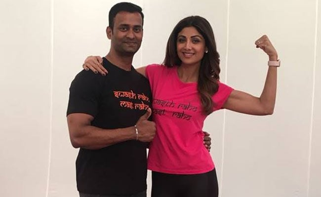 The Secret To Shilpa Shettys Super Fit Body Her Trainer Reveals It All