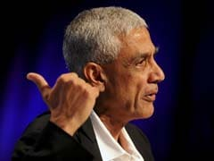 "Silicon Valley Billionaire Vinod Khosla Says ""Stay Off My Beach"""