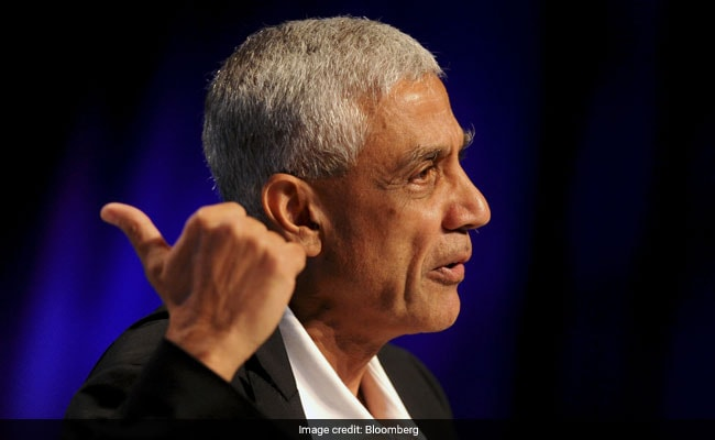 Silicon Valley Billionaire Vinod Khosla Says 'Stay Off My Beach'