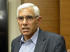 CoA Chief Vinod Rai Plays Down Head Coaches
