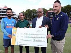 दक्षिण अफ्रीका दौरे में विराट कोहली की टीम इंडिया ने जीता दिल, इस समस्या के समाधान के लिए दिया दान..