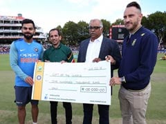 Virat Kohli And Team Donate For Cape Town Water Crisis