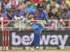 India vs South Africa: Injury Scare For Virat Kohli In First T20I