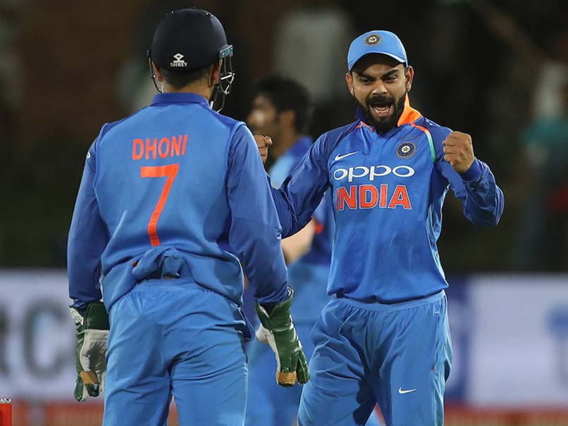 India Clinch Maiden Series Win In South Africa, Beat Proteas By 73 Runs In 5th ODI