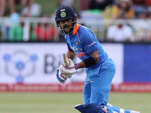India vs South Africa, Highlights, 1st ODI: Virat Kohli, Ajinkya Rahane Help Visitors Beat Hosts By Six Wickets