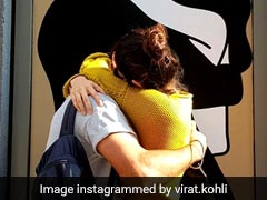 Virat Kohli's Pic With His 'One And Only' Is Lighting Up Instagram
