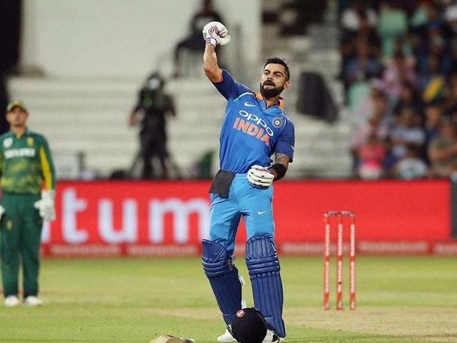 India vs South Africa, 1st ODI: Virat Kohli Reveals Reason Behind Special Celebration After 33rd Hundred