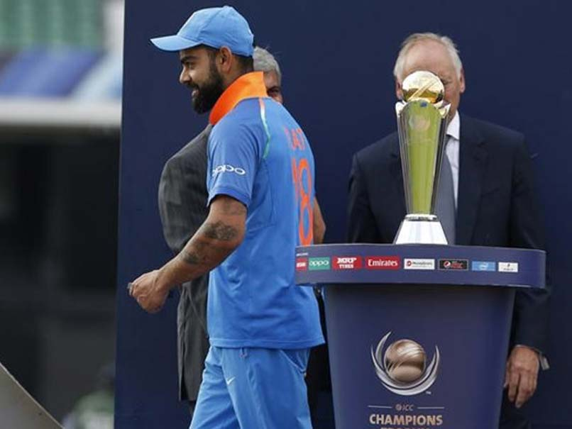India Could Lose Hosting Rights For 2021 Champions Trophy As ICC Considers Alternative Venues