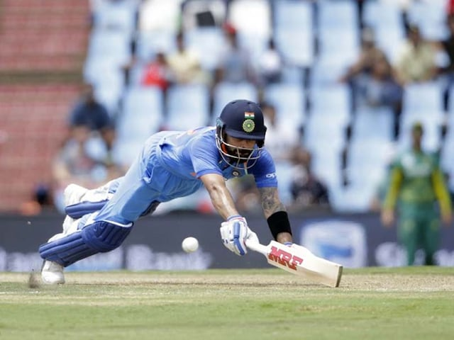 Virat Kohli Becomes 1st Indian To Achieve This Unique Feat In ODIs