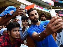 India vs South Africa: Watch Virat Kohli's Brilliant Reaction To Fans 'Celebrating' His Marriage