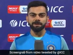 Watch: Virat Kohli Has A Special Message For Fans After Retaining Test Championship Mace