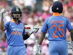 India vs South Africa: Virat Kohli-Shikhar Dhawan Equal Rahul Dravid-Sourav Ganguly's Record
