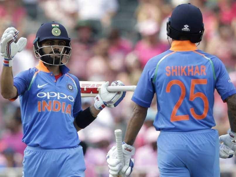 Kohli hits 34th ODI Hundred, makes it 3-0 for India