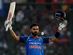 Virat Kohli 17 Runs Away From Yet Another Historic T20I Landmark