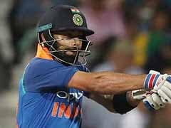 Virat Kohli Equals Sourav Ganguly's Record Of Most Tons As India Captain