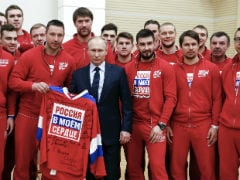 Vladimir Putin Apologises To Athletes Banned Over Doping, Orders Alternative Olympic Games