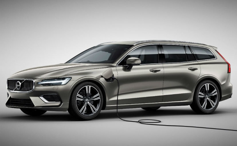 Volvo adds the V60 wagon to its car subscription service