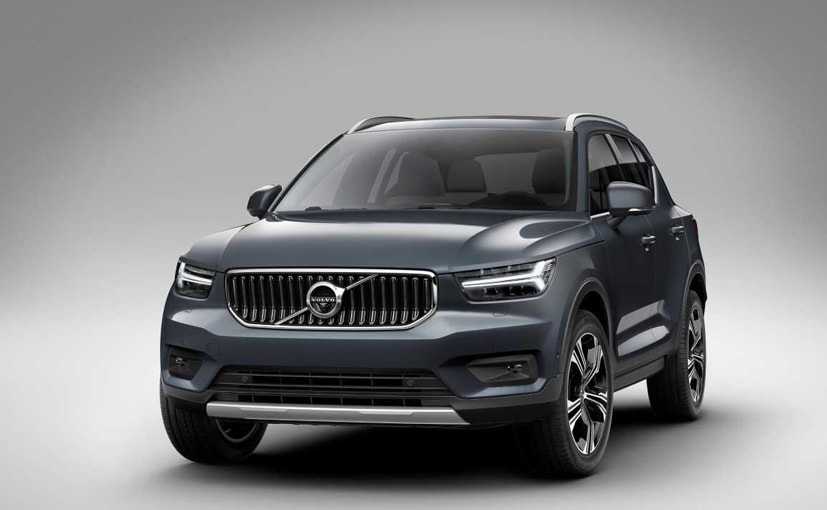 volvo debuts new three cylinder engine in xc40 compact suv ndtv carandbike. Black Bedroom Furniture Sets. Home Design Ideas