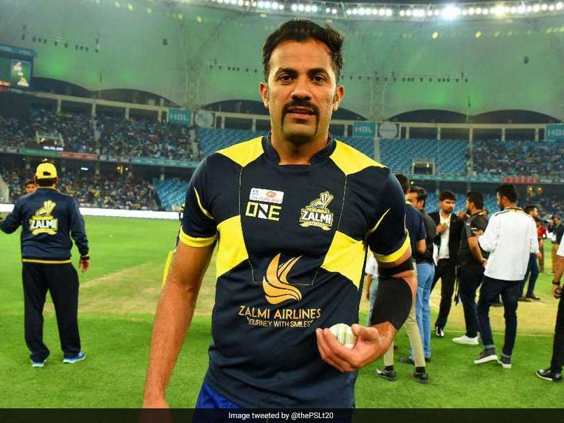 PSL 2018: Wahab Riaz Trolled For Sporting A Mitchell Johnson Look