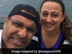 इस पूर्व पाकिस्तानी खिलाड़ी ने पत्नी को दी शादी सालगिरह पर बधाई, पत्नी फिर भी हुईं नाराज