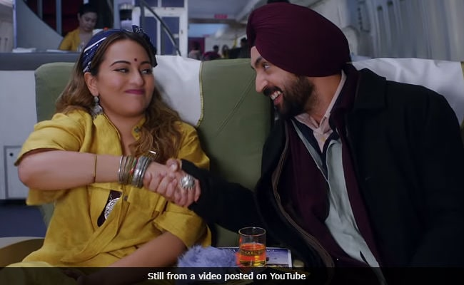 Today's Big Release: Sonakshi Sinha And Diljit Dosanjh's Welcome To New York