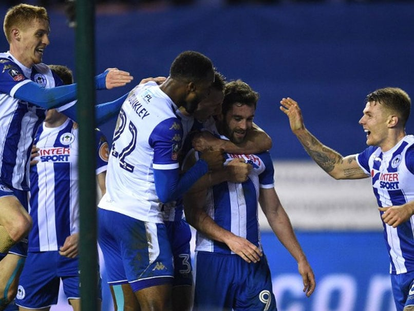 FA Cup: Wigan End Manchester City