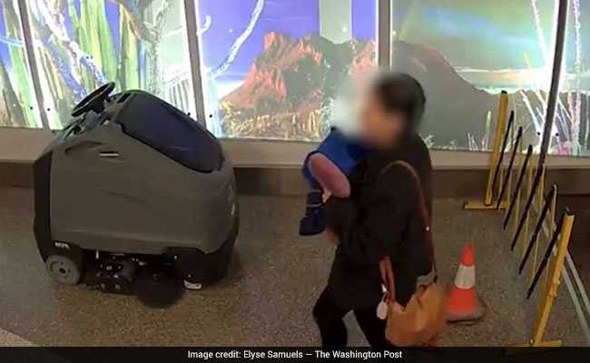 Woman May Have Given Birth In Airport Bathroom, Left Baby Behind: Police