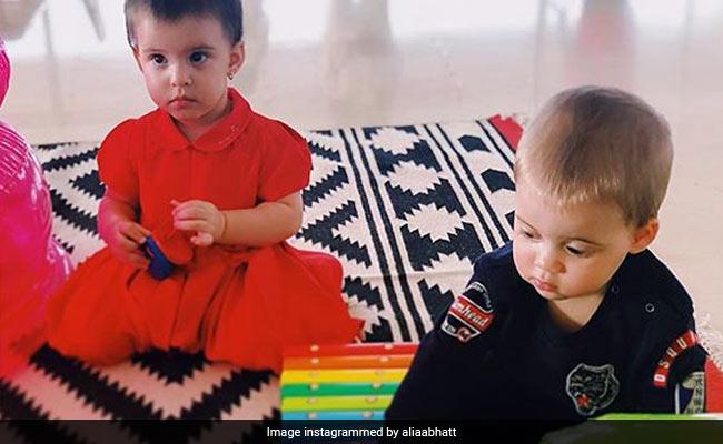 तैमूर, आदिरा से अबराम खान तक, करण जौहर के Twins की बर्थडे पार्टी में पहुंचे ये Star Kids