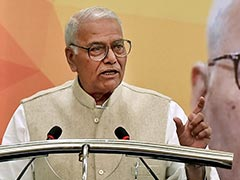 Yashwant Sinha Quits BJP, Says India's Democracy Is In Danger