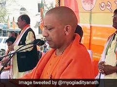 """Commission Raj"" In Tripura Under Left Rule: Yogi Adityanath"