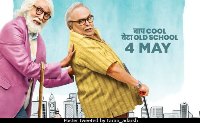 102 Not Out Trailer: Amitabh Bachchan Is All For YOLO. Rishi Kapoor Plays Spoilsport