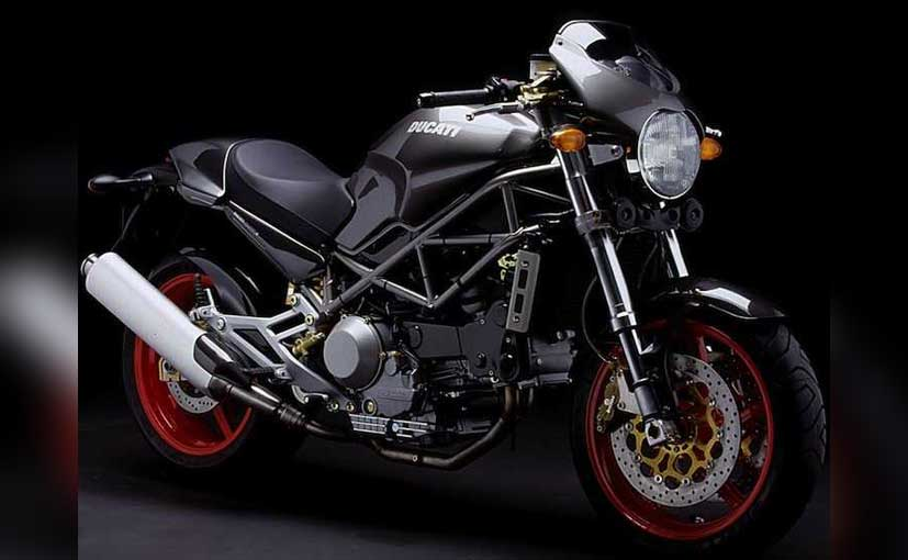 Ducati Monster Completes 25 Years: A Look At The Iconic