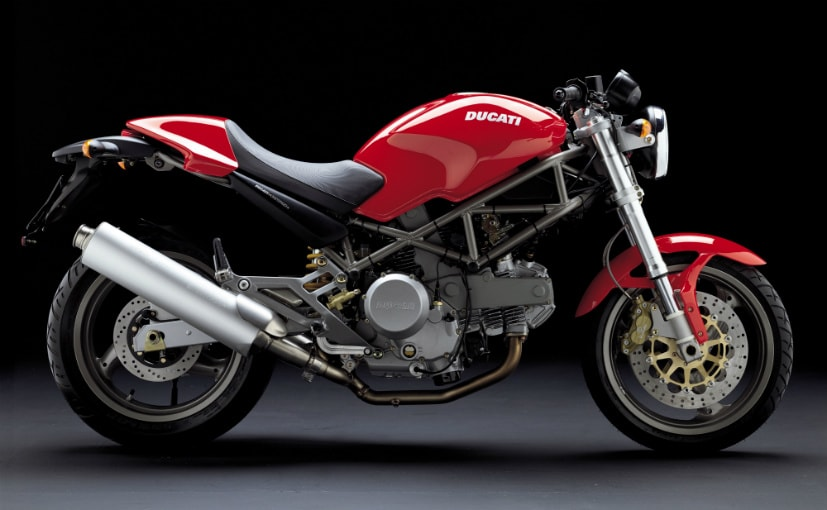 2002 ducati monster 620ie