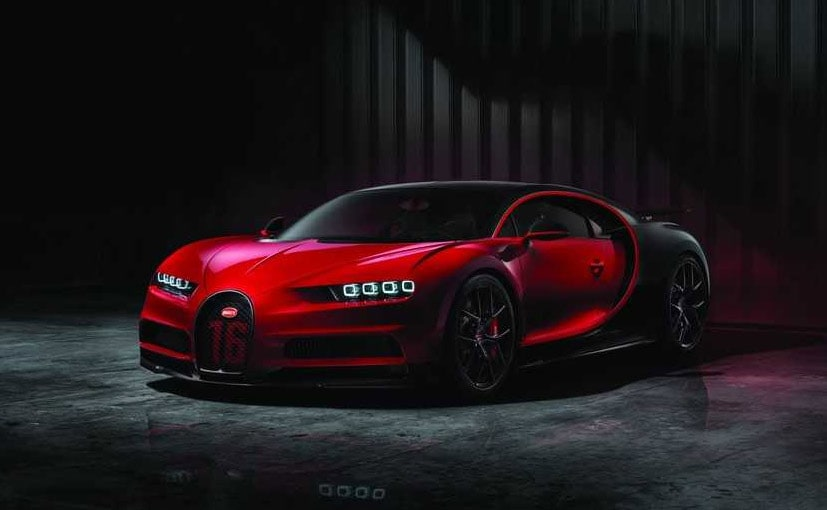 new york auto show 2018 bugatti chiron sport to make us debut ndtv carandbike. Black Bedroom Furniture Sets. Home Design Ideas