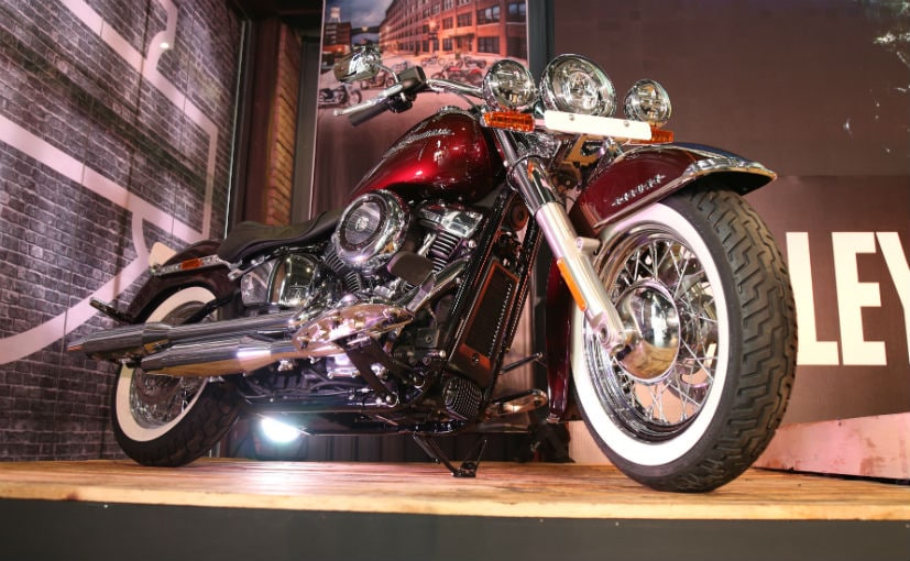 Harley Davidson Softail Deluxe Colors