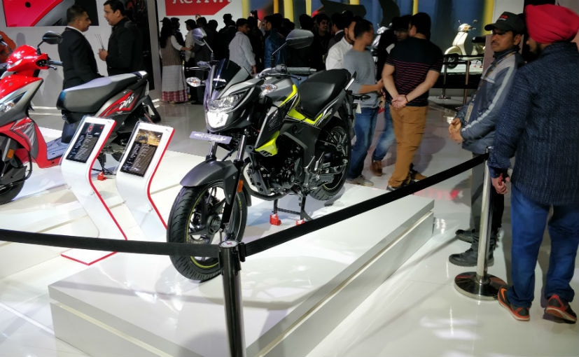 2018 Honda CB Hornet 160R ABS Launched In India; Prices Start At ₹ 84,675
