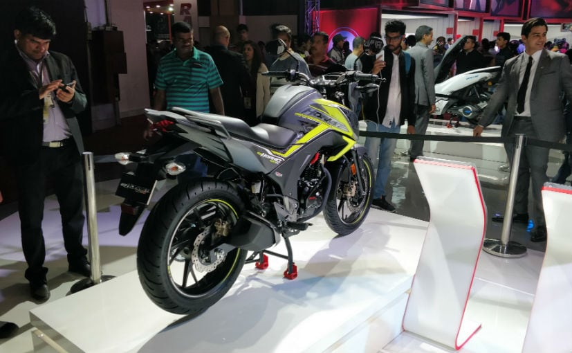 2018 honda cb hornet 160r abs launched in india prices. Black Bedroom Furniture Sets. Home Design Ideas