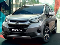 2018 Honda WR-V Edge Edition Launched In India; Prices Start At Rs. 8.01 Lakh