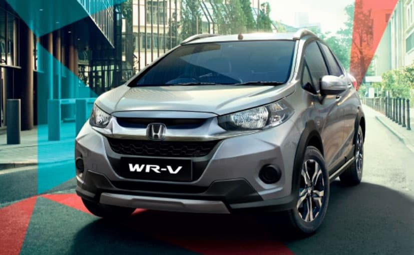 The Honda WR-V Edge Edition does not get any mechanical changes
